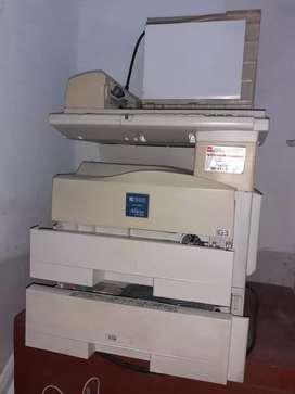 Venta de copiadora usada