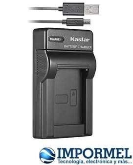 Cargador Usb Sony Np-fh50 Np-fh60 Np-fh70 Fh100 Fv50 Fv70 Fv