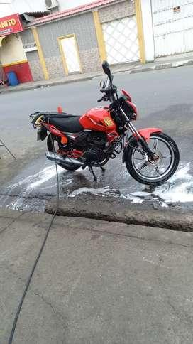 SE VENDE MOTO TUNDRA SPECTRA 150