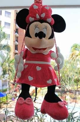 Vendo Hermosa Muñeca Minnie Mouse 100cm