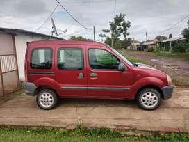 Vendo Kangoo diesel motor 1.9.
