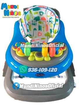 ANDADOR CAMINADOR MUSICAL ECONOMICO BABY HAPPY