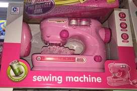 Cocedora de  juguete de niñas