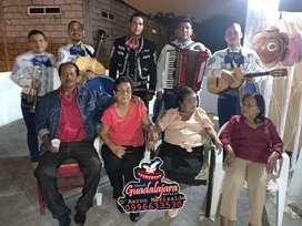 Mariachi Guadalajara Machala D' Aaron Merizalde