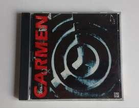 Cd Carmen - Rareza Virus - Del Cielito Records Cdjess