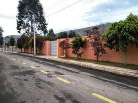 Venta o Arriendo de Terreno en San Antonio de Pichincha - Mitad del Mundo