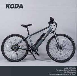 Bicicleta Electrica E-JOE KODA