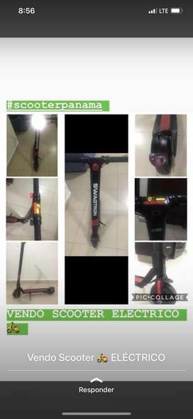 Scooter electrico 280$