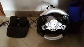 Cabrilla o Timón para PS2 o PC.
