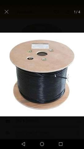Cable Utp 5e Aleación para Internet Y Ca
