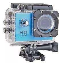 Cámara De Video SumeCámara De Video Sumergible Sports 1080p Hd Azulaccesoriosrgible Sports 1080p Hd Azulaccesorios