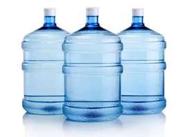 Venta de agua de mesa por mayor y nenor