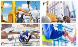 auxiliares de  Oficios Varios para  Obras Civiles