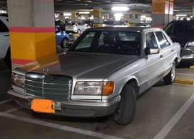 ESPECTACULAR Mercedes Benz Clasico