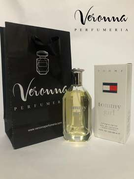 Perfume Locion Tommy Girl 100ml Original Veronna