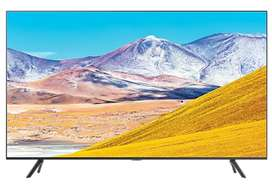 "Samsung Smart TV 75"" 4K Crystal UHD 8 series - TU 8200"