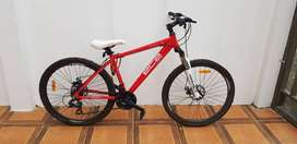 Bicicleta EC2 Freno/cambios Shimano Aro 26