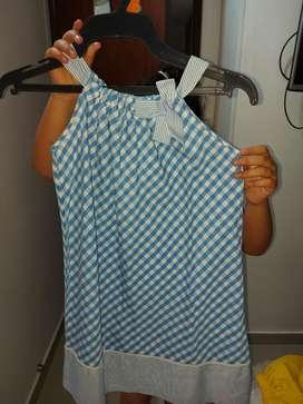 Vestido talla 10 epk