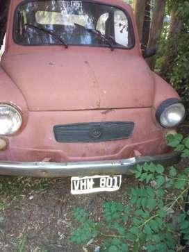 Vendo Fiat 600 md 77