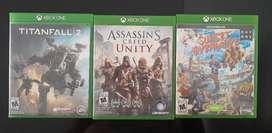 Juegos Xbox One originales