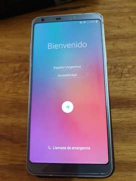 LG G6 THINKQ impecable