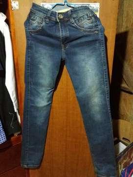 Pantalón Jean's