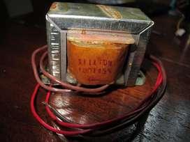 Transformador Vintage 220-110v