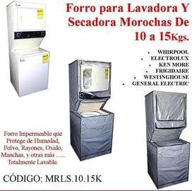 Electrodomésticos Forros para lavadoras secadoras torres  soportes nuevos de fabrica precios desde 50