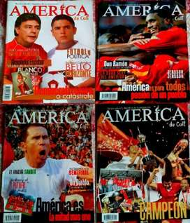 Revistas Históricas América de Cali