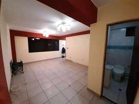 Alquiler de dep.sala comedor ,2 baňos ,3dormitorios.