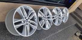 4 Aros Nuevos Originales  Ford Edge, Escape,Volvo, Zotye  5h 108mm Magnesio iTyres