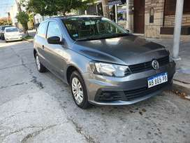 DUEÑA VENDE IMPECABLE GOL TREND 1.6 MSI