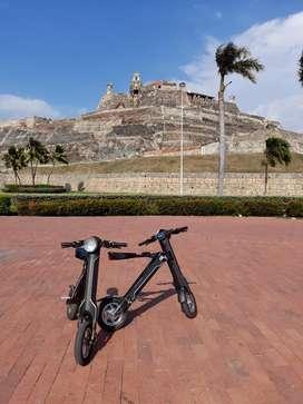 Alquiler de motos electricas Cartagena