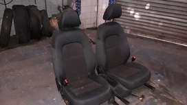 Butacas Audi Q5