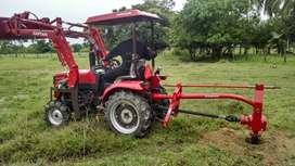 Ahoyador para Tractor