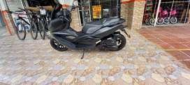 Moto auteco victory Black