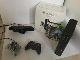 Xbox 360 superslim controles