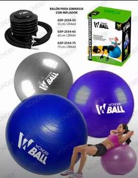 Balon de pilates, usado segunda mano  Malhabar