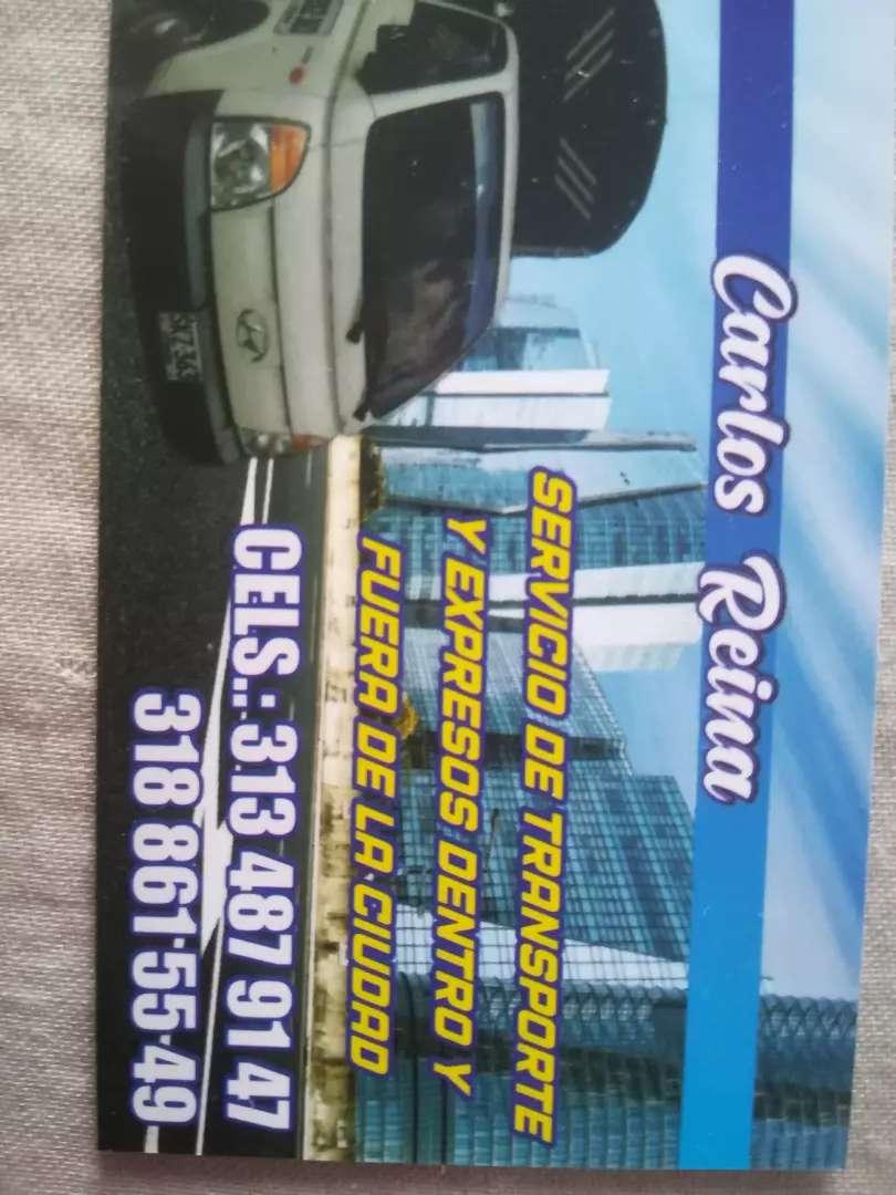 Servicio de transporte y mudanzas Chía 0