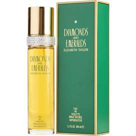 Perfume Diamonds Emeralds de Elizabeth Taylor para Dama 100ml ORIGINAL