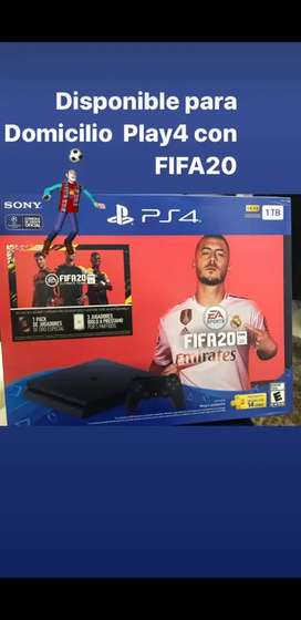 Play 4 con fifa 2020