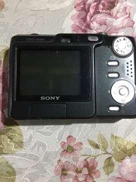 Cámara digital Marca Sony
