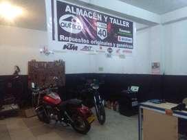 Se necesita tecnico de motocicletas