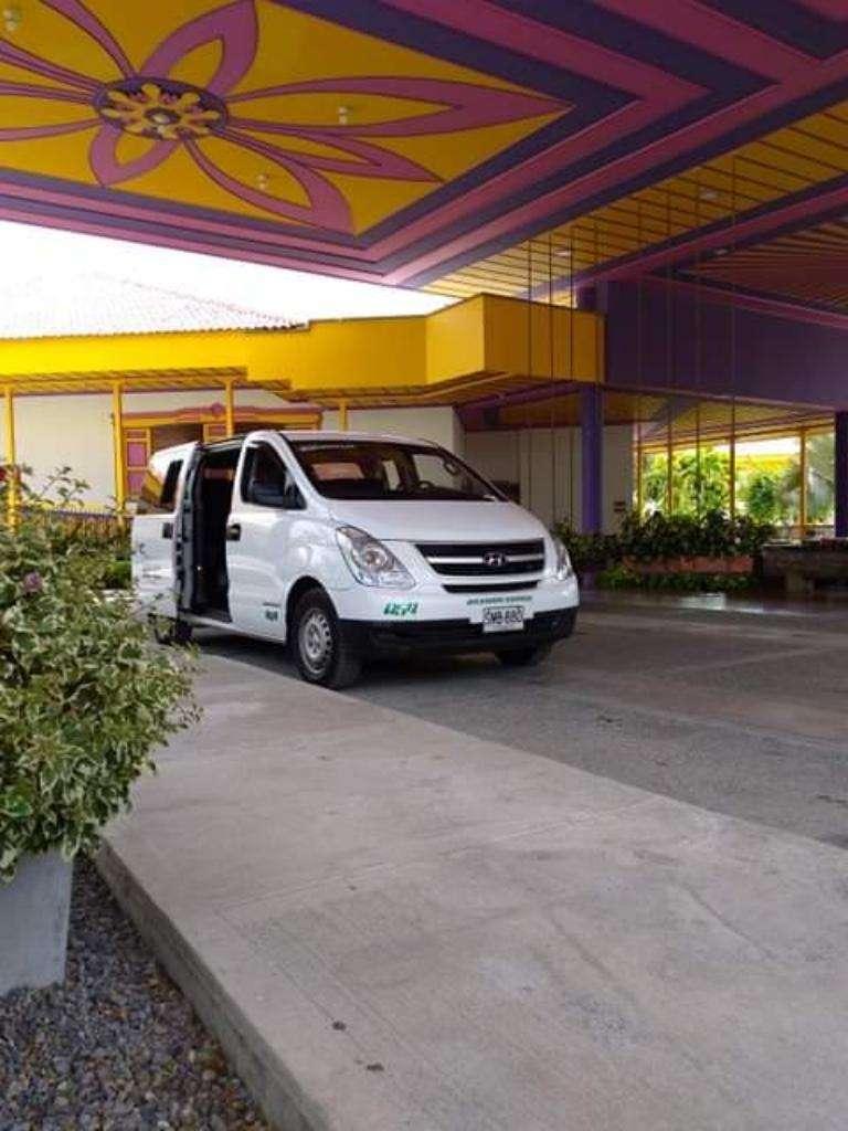Venpermuto microbus Hyundai 0