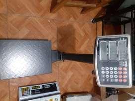 Balanza de 100kg