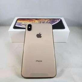 Iphone xs dorado en perfecto estado 10 de 10