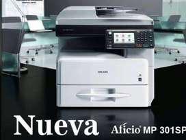 Multifuncional Nueva Mp301