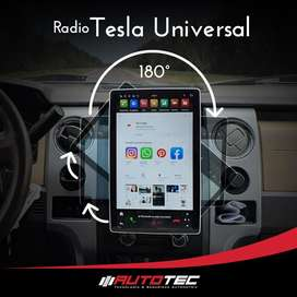 RADIO ANDROID UNIVERSAL TESLA STYLE 12.8