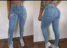 Jeans dama pitbull way