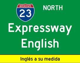 Clases de Ingles privadas y personalizadas para todos los niveles!